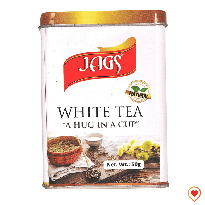 JAGS White Tea