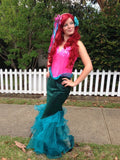 Mermaid Ariel Party Melbourne