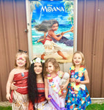 Moana Party Brisbane