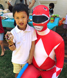 Power Ranger Party Brisbane