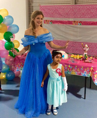 Cinderella Party Melbourne