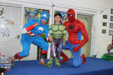 Superhero Party Sydney