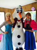 Elsa Anna Party Adelaide