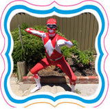 Power Ranger Party Perth