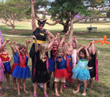 Superhero Party Brisbane