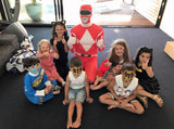 Power Ranger Party Sydney