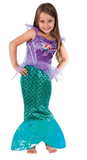 Ariel The Little Mermaid, Costume