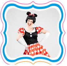Minnie/Mickey Mouse Adelaide