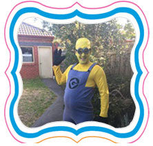 Minion Party Melbourne