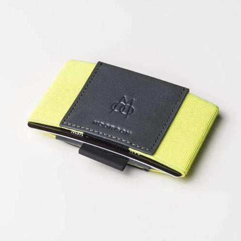 Cartera Minimalista Bright Yellow