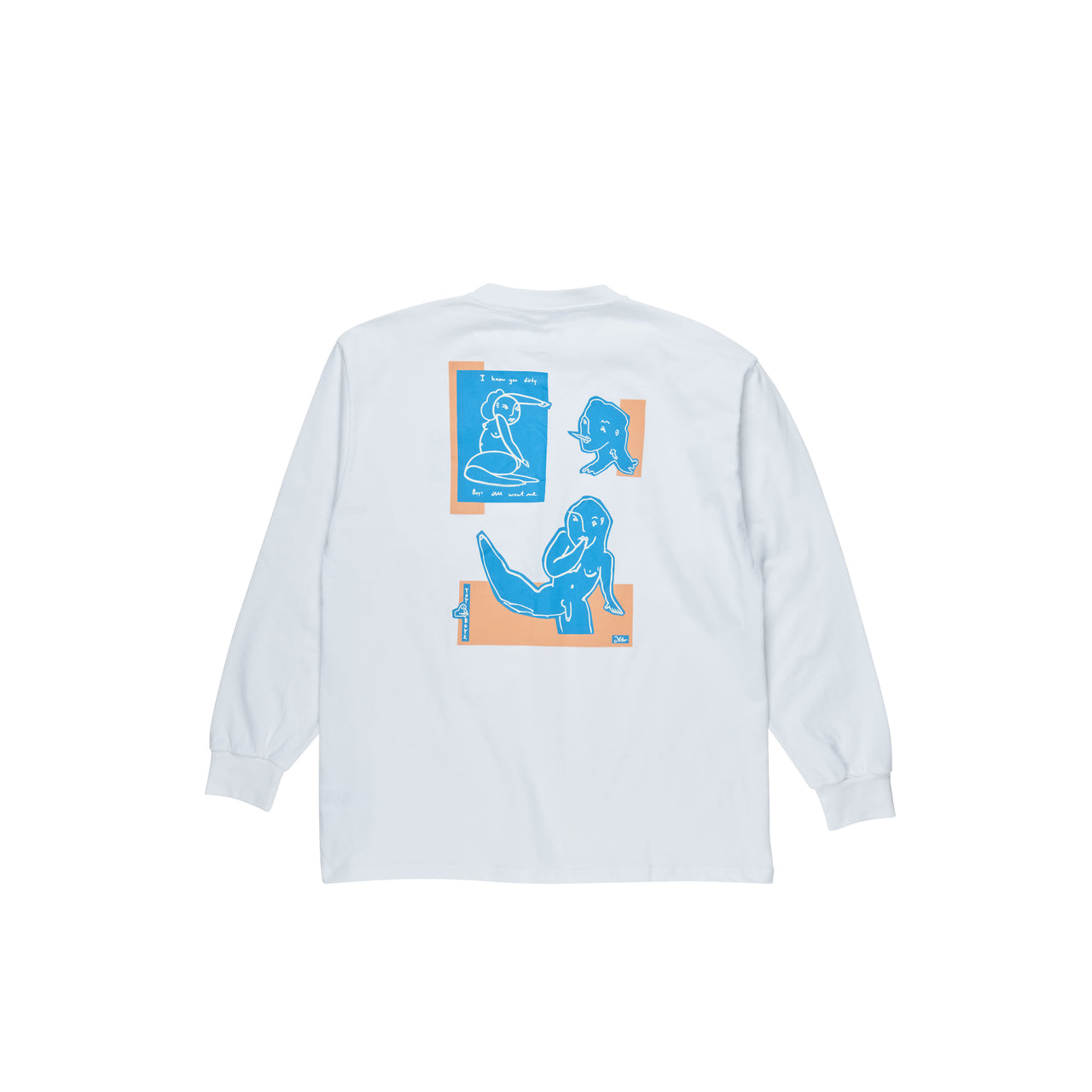 Dirty Boys Longsleeve