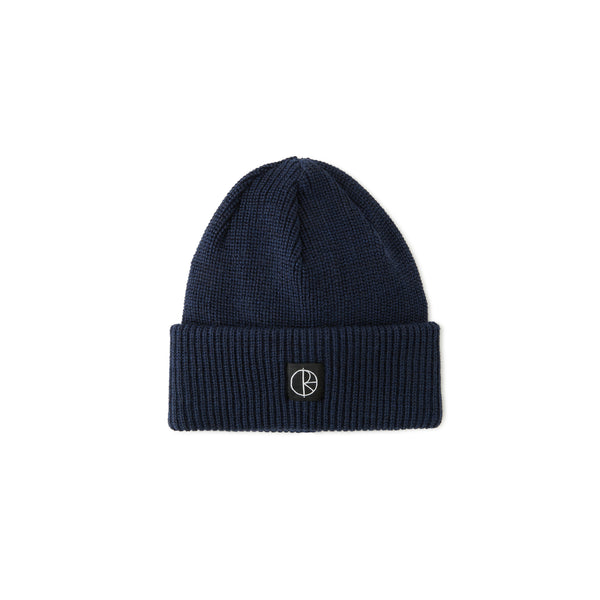 [Double Fold Merino Beanie] + Polar Skate Co.