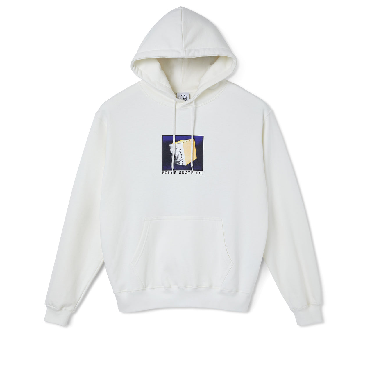 Isolation Hoodie - Cloud White