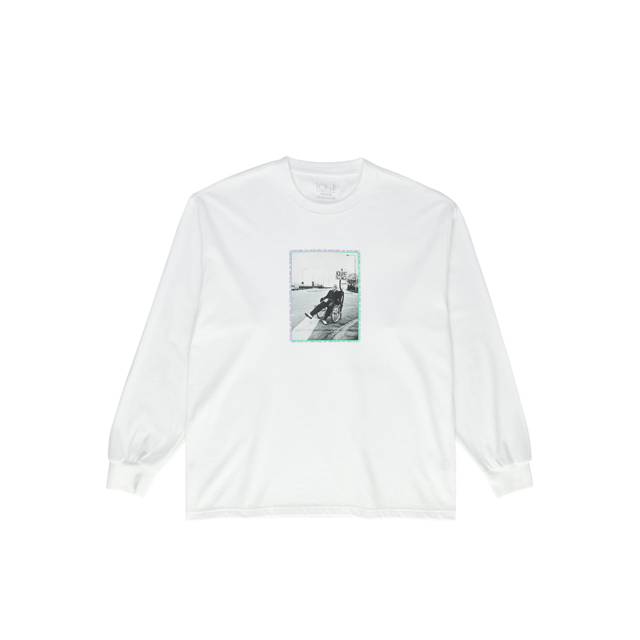 [Kidney Longsleeve] + Polar Skate Co.