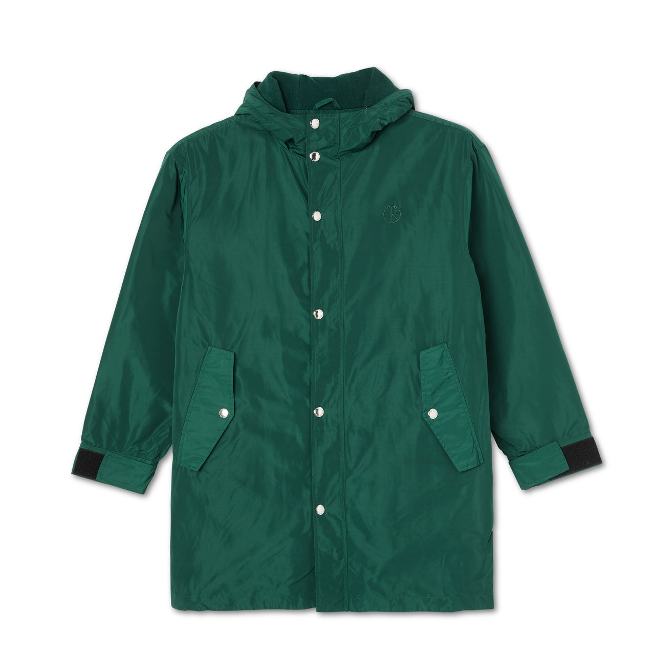 Parka Jacket - Dark Green