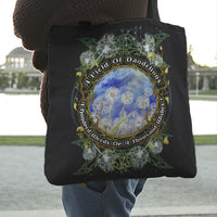 A Field Of Dandelions Tote