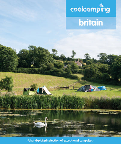 Cool Camping Britain (3rd Edition)