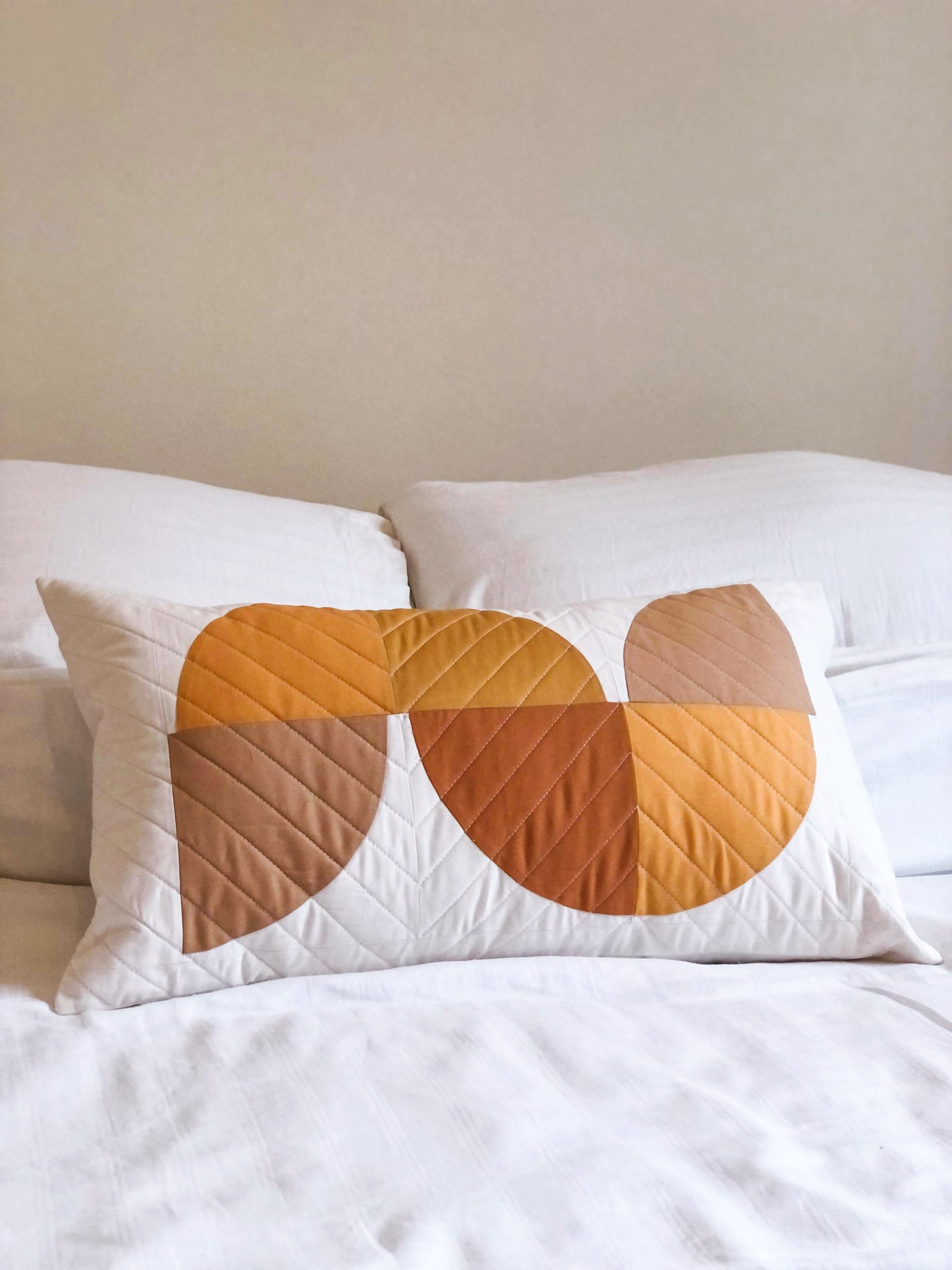 Modern Quilted Cushion
