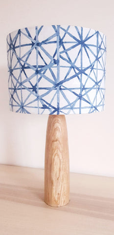 Medium Geometric Print Lampshade