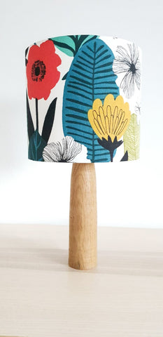 Small Botanical Print Lampshade