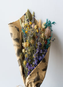 Locally Grown Dried Flower Arrangement - Large