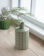 Sorrento Bottle Vase in Sage