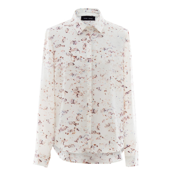 Sea Cherry Printed Classic shirt