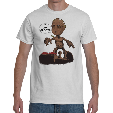 Groot with Bomb - Guardians of the Galaxy 2 Inspired T-Shirt