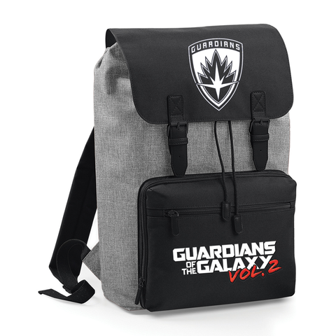 Guardians of the Galaxy 2 inspired Vintage Laptop Backpack