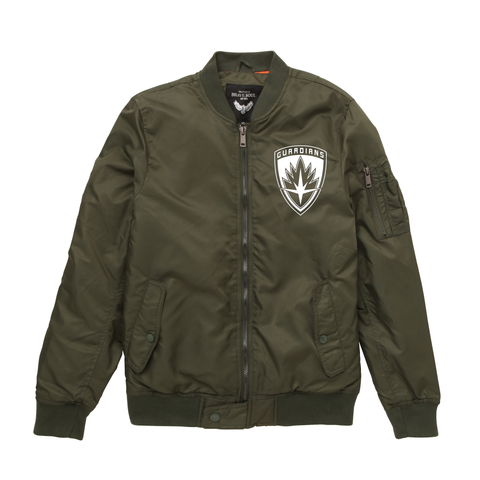 Guardians of the Galaxy 2 inspired Bomber Jacket