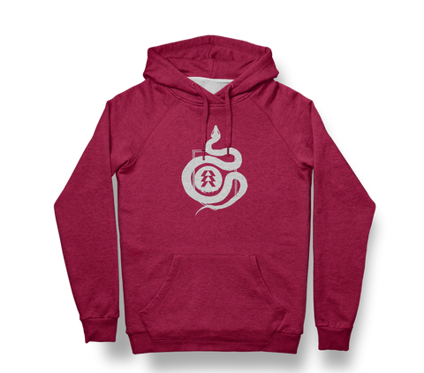 Destiny 2 Hunter Snake Logo Inspired Unisex Hoodie
