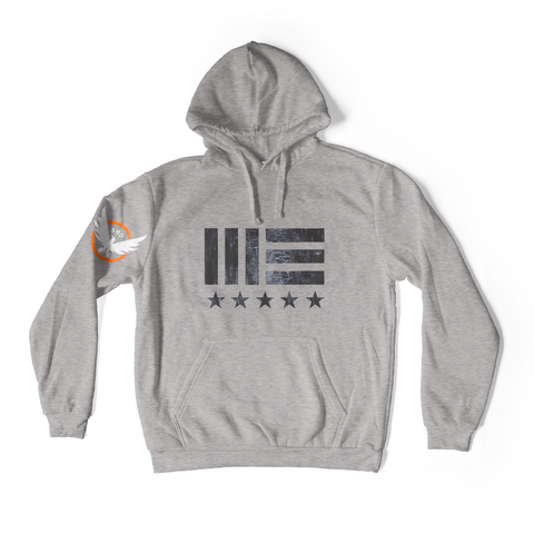 Division Inspired Tactitan's Authority Personalised Unisex Hoodie - Gamer ID Printed -
