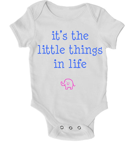 Baby Grows - Its The Little Things In Life Baby Grow