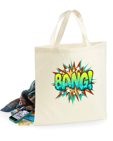 Bags - Bang Graphic - Promo Bag For Life