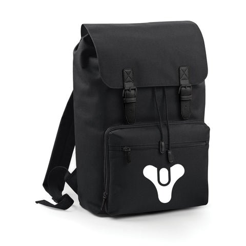 Bags - Destiny Video Game Inspired Vintage Laptop Backpack