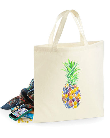 Bags - Pineapple Tote - Bag For Life