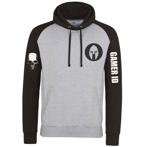 Hoodies - Ghost Recon Wildland's Inspired NOMAD Black/Grey Hoodie