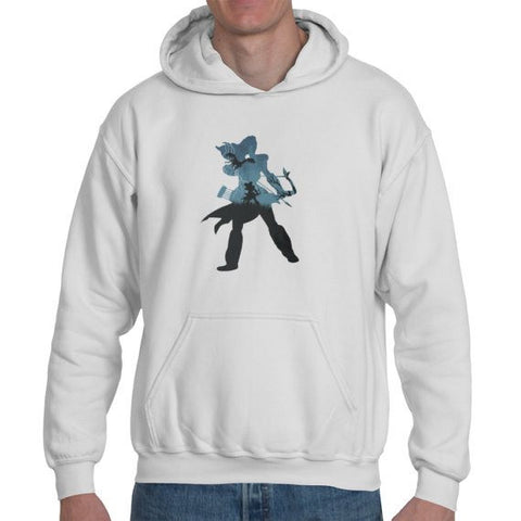 Hoodies - Horizon Zero Dawn Aloy Inspired Personalised Unisex Or Kids Hoodie - Gamer ID Printed On Back