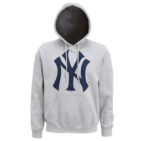Hoodies - New York Yankees Large Logo Official Licensed Hoodie