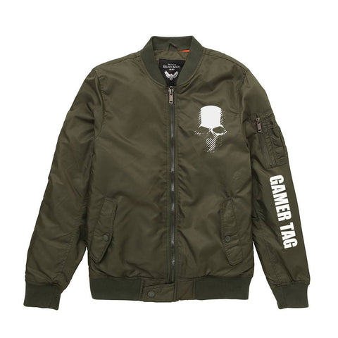 Jacket - Ghost Recon: Wildlands Inspired Bomber Jacket