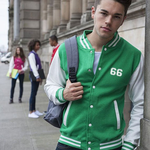 Varsity Jackets - Adults Personalised Varsity Jacket