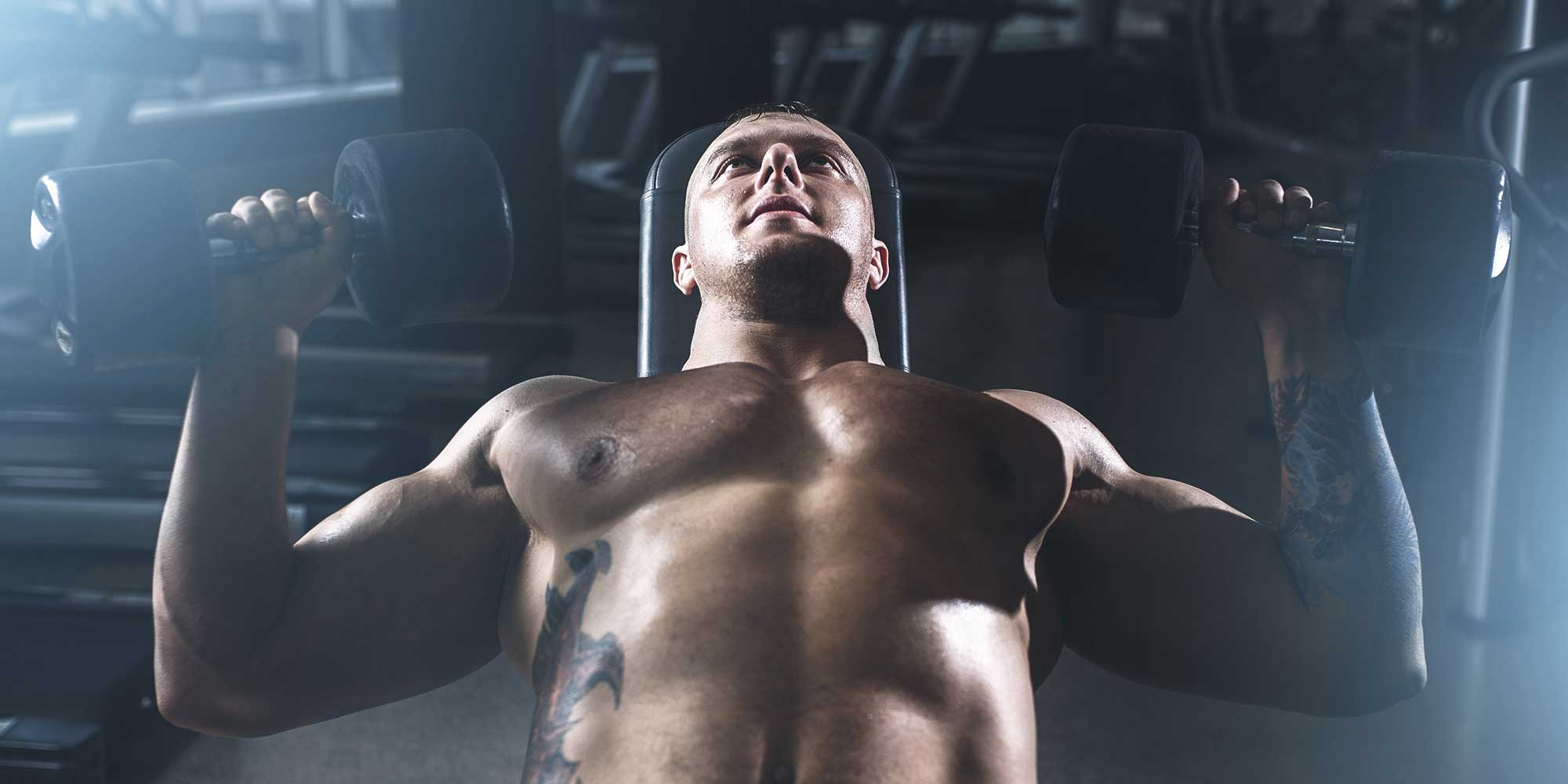 Total Chest Burnout Workout
