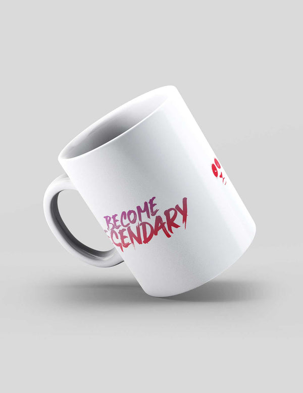 Become Legendary Mug