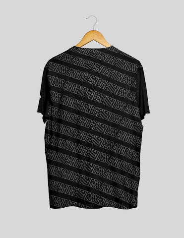 Glitch All Over Print Men's Tee