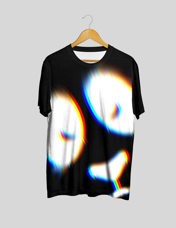 Glitch All Over Print Women's Tee