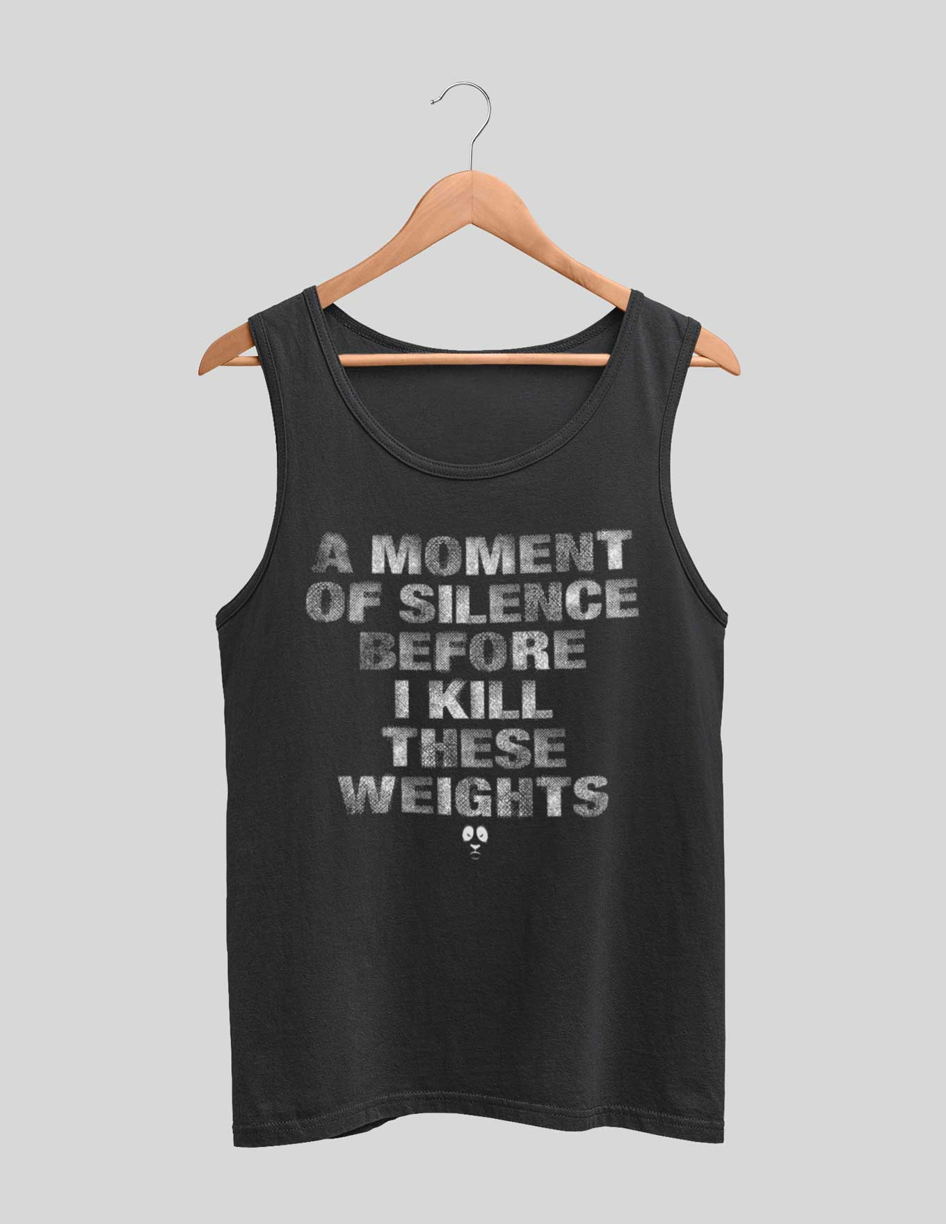 A Moment Of Silence Men's Tank