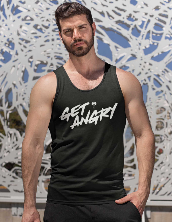 Get Angry Men's Tank