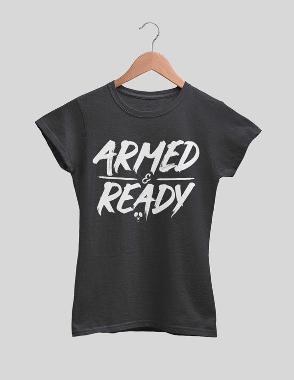 Armed & Ready Women's Tee