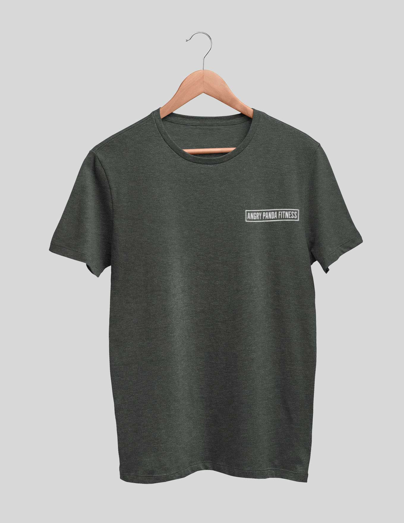 Brand Frame Embroidered Men's Tee
