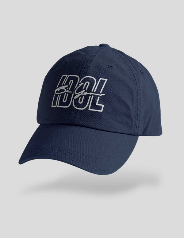 Be Your Idol Embroidered Cap